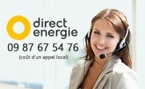 Souscrire à une offre de Direct Energie