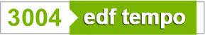 EDF Tempo telephone