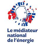 Logo du médiateur national de l'énergie