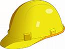 illustration d un casque de technicien GRDF