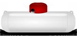 illustration citerne de gaz propane