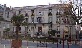 EDF Le Pré-Saint-Gervais
